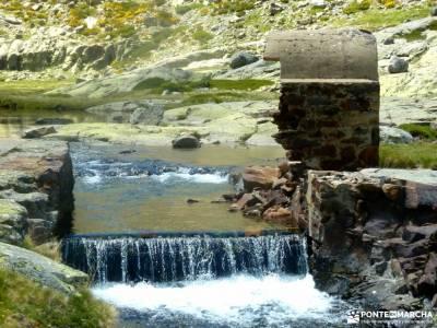 Laguna Grande,Garganta Gredos;batalla de madrid camino de santiago madrid viajes de esqui nacimiento